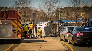 Fleet Drivers After an Accident