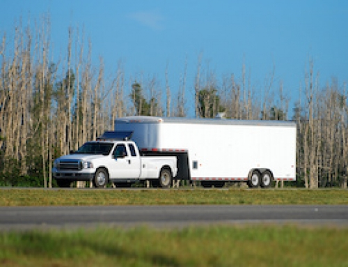 Hot Shot Truckers and Insurance Requirements