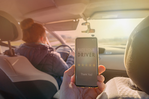 Is Your Personal Auto Coverage Adequate for Ridesharing?