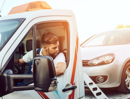 Look out for Repair, Collision, and Towing Scams
